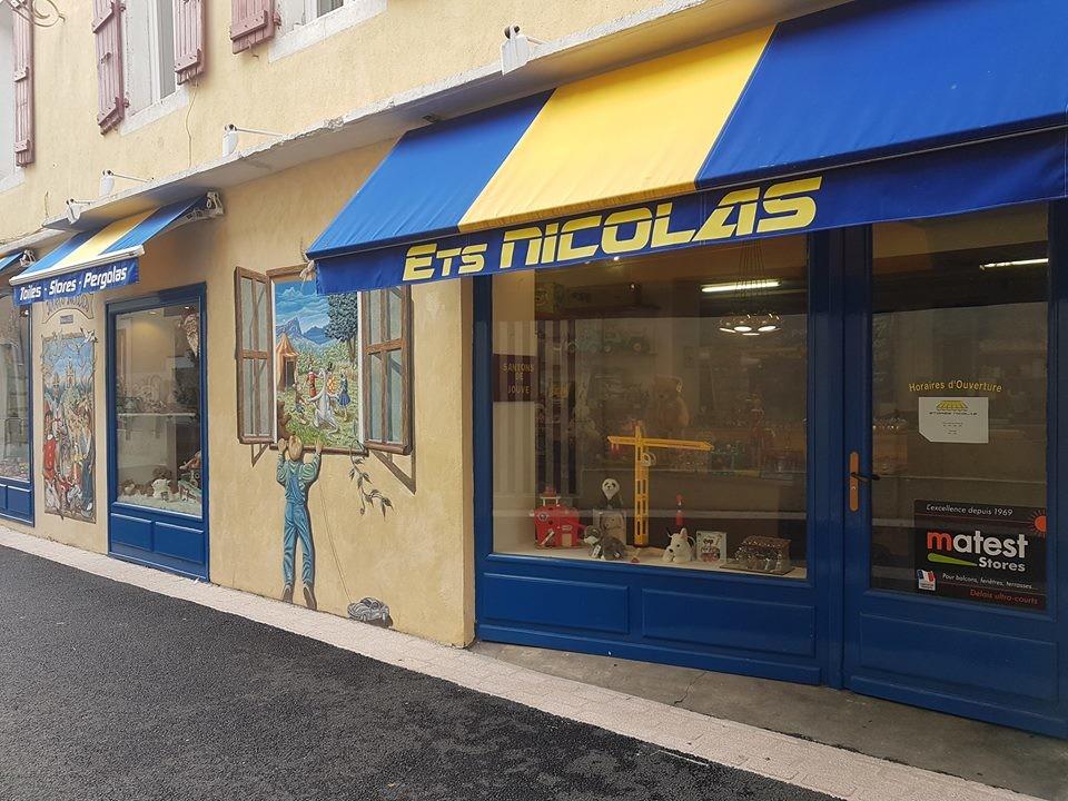 Stores Nicolas