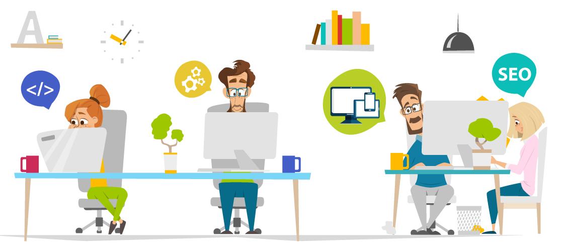 Création de sites internet à Alès